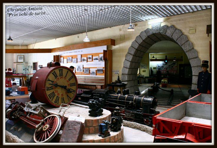 Romanian Railroads Museum in Bucharest http://prinochideturist.wordpress.com/2013/06/01/muzeul-cailor-ferate-romane-bucuresti-the-romanian-railroad-museum-of-bucharest/