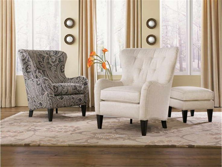 53 best Sadie Slipper Brown Derby Accent Chair P15478628 images on ...