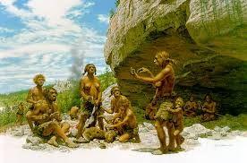 Resultado de imagem para o homem primitivo