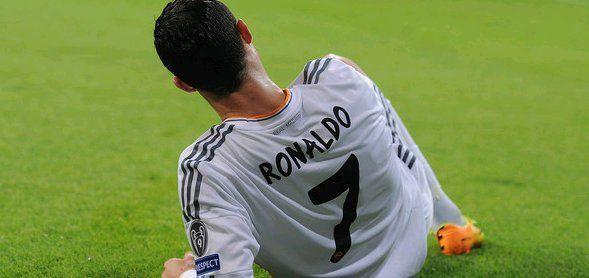 Ronaldo Terkapar, Real Madrid Gusar