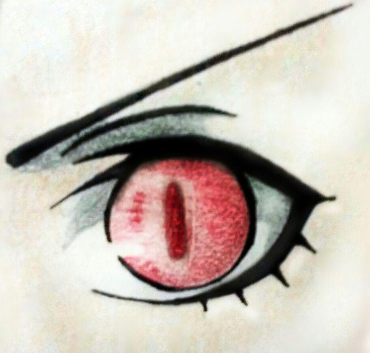 The new Ciel Phantomhive eye