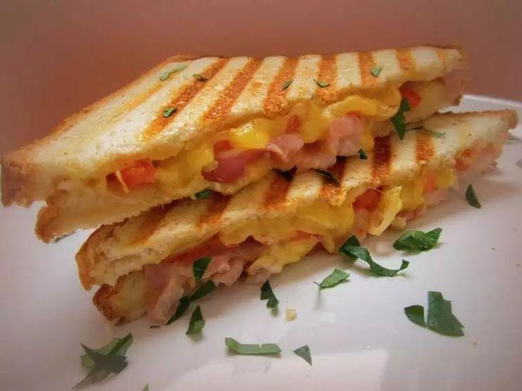 Рецепты сэндвичей в сэндвичнице