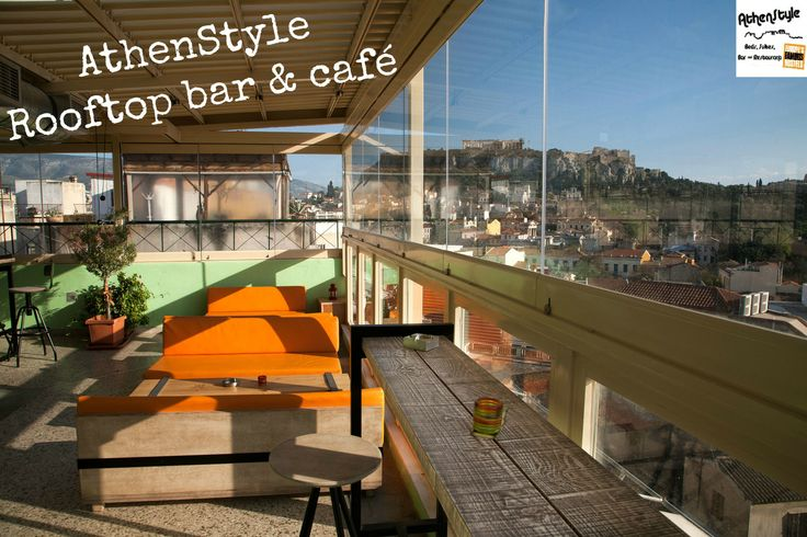 AthenStyle rooftop bar & cafe