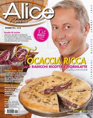 Alice cucina novembre 2015