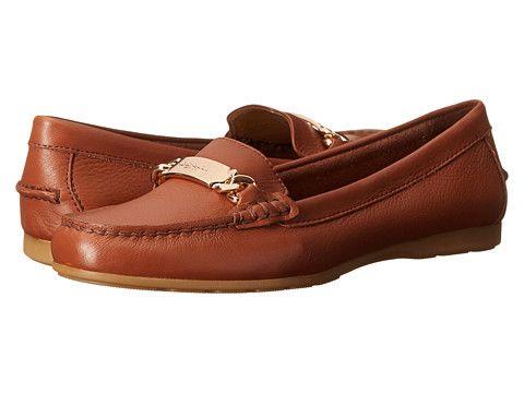 COACH Olive - Saddle Pebble Grain Leather - $65 - Size 8.5 or 9 , medium width