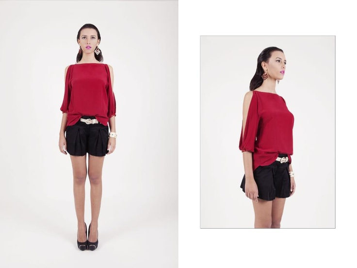 Pastis Top from Global Nomad Collection by Namayinda
