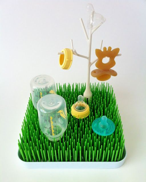 THE GRASS COUNTERTOP DRYING RACK BY @Sleepy Cat Smith