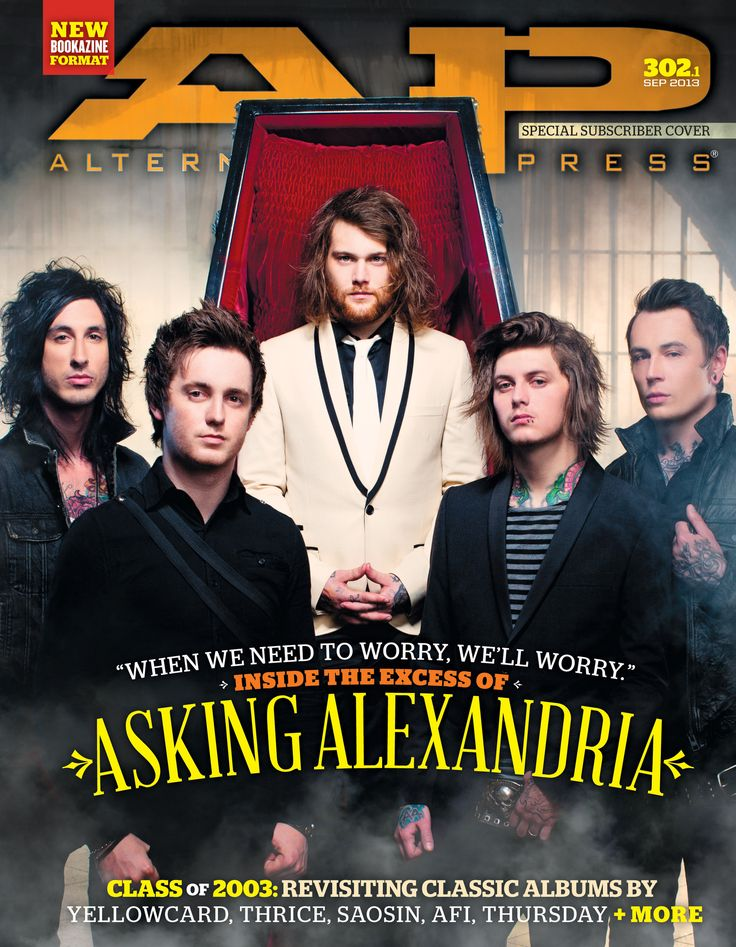 302.1 Asking Alexandria