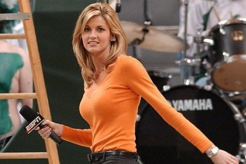 Erin Andrews Hottest TV Babes