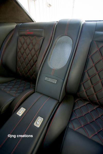 17 Best Images About Kustom Auto Interiors On Pinterest