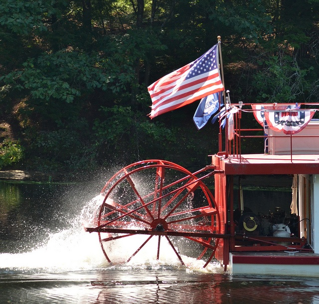 River Lady S Stern Wheel House Boats Pinterest