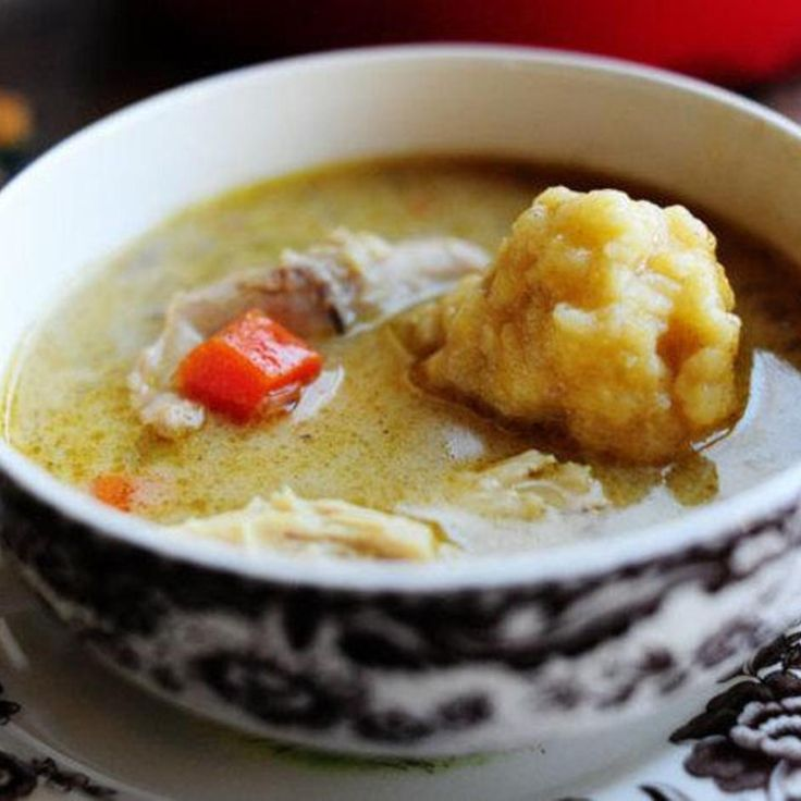 Chicken and Dumplings | The Pioneer Woman Cooks | Ree Drummond