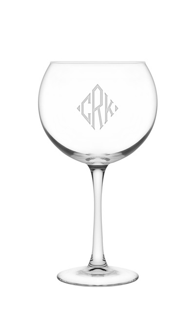 Simplicity Balloon Wine Glass from Jillian Chase