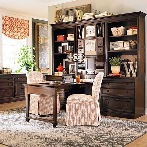 custom desks for home office. eos partner desk by bassett home office custom desks for w