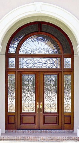 estate exterior wood front entry door collection style no transom and no arch