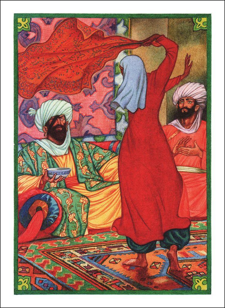 tales of the arabian nights book of tales pdf