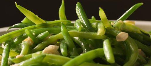 Green Beans Almondine Recipe from SubZero|Wolf  http://www.subzero-wolf.com/kitchen-design-plans/tipsdetail.aspx?tid=2&oid=31