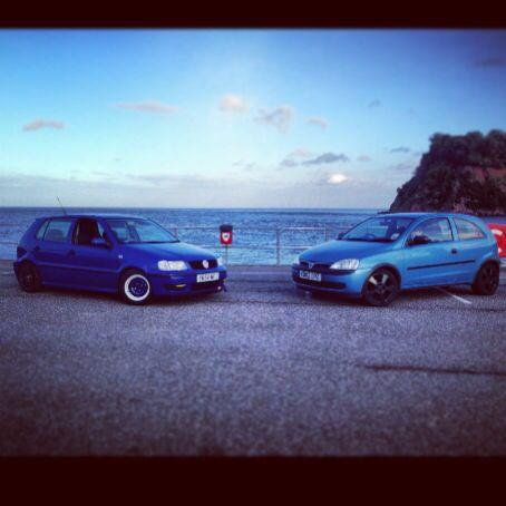 Polo 6n2 and corsa c