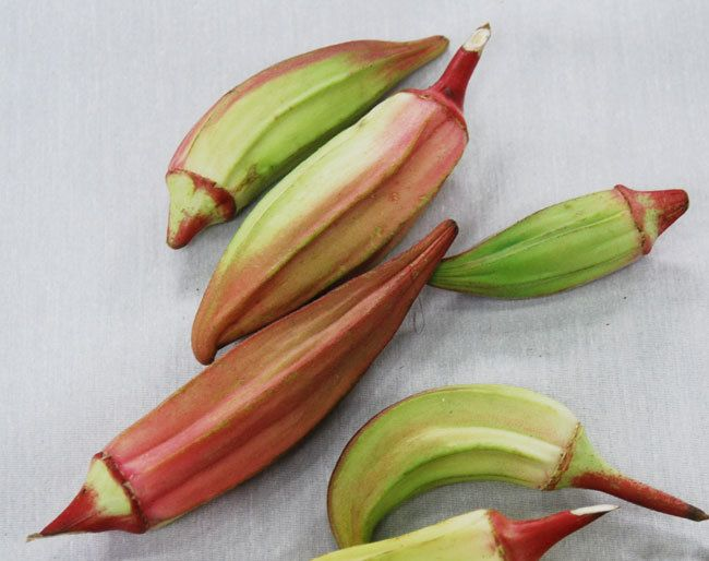 Hill Country Red Okra Seeds