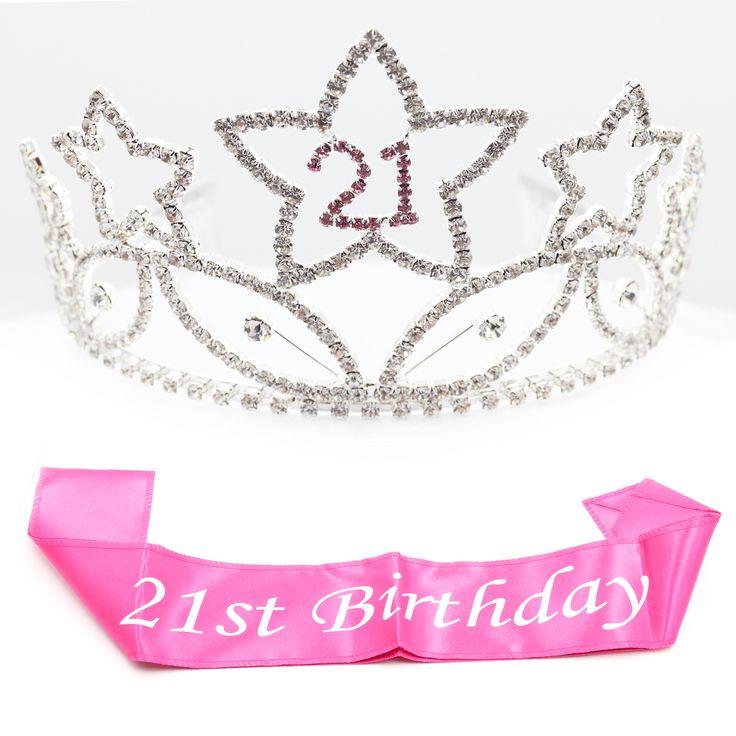 25+ Best Ideas About Birthday Tiara On Pinterest