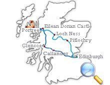 Rabbie's: Tour Scotland from Edinburgh: Isle of Skye & the Highlands 3 Day Tour
