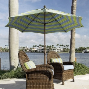 9u0027 Wind Resistant Patio Umbrella. Only $389.00 FREE Shipping. #umbrella