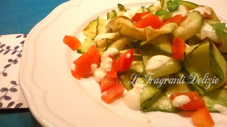 Zucchine in salsa al mascarpone | Le Fragranti Delizie