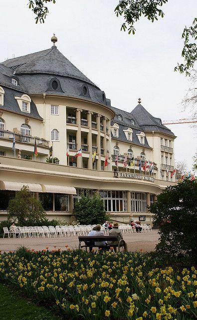 Spa House, Bad Kreuznach, Germany