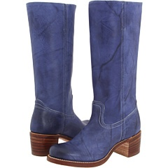 Come on... what Kentucky girl DOESN'T crave a pair of blue boots for fall!? Thanks, Frye!