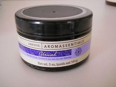 nice ARBONNE AROMASSENTIALS 5 OZ UNWIND SEA SALT SCRUB - For Sale View more at http://shipperscentral.com/wp/product/arbonne-aromassentials-5-oz-unwind-sea-salt-scrub-for-sale/
