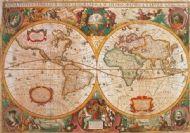 Quebra Cabeça Clementoni - Old Map - 1000 peças