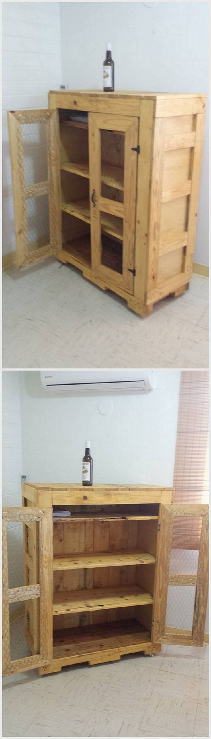 Marvelous Ideas with Used Shipping Pallets
