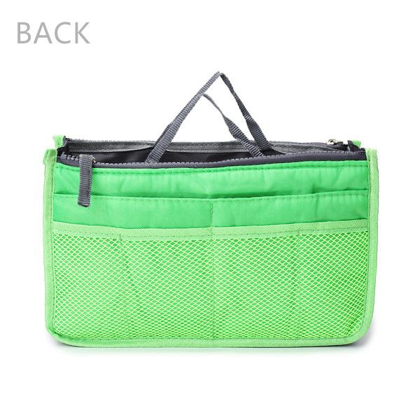 Double Zipper Portable Multifunction Storage Bags Wash Bags Cosmetic Bags Toilet - US$10.68  women  bags fashion