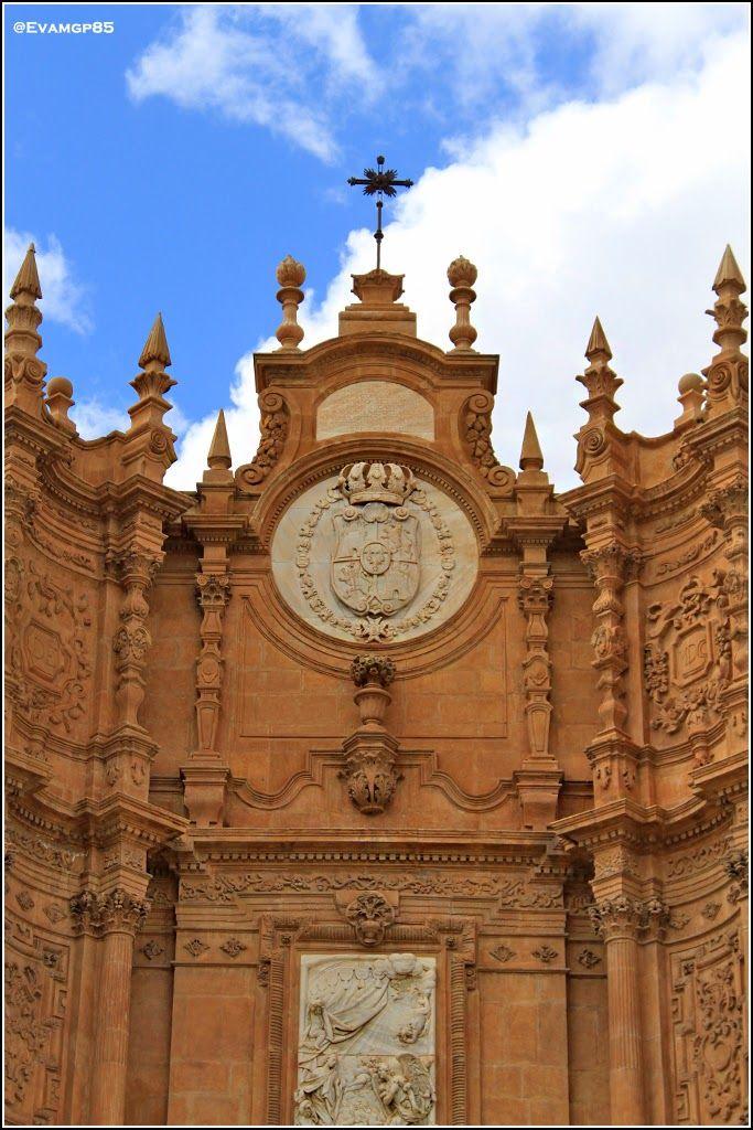 Catedral de la Encarnación,  Guadix. Granada.