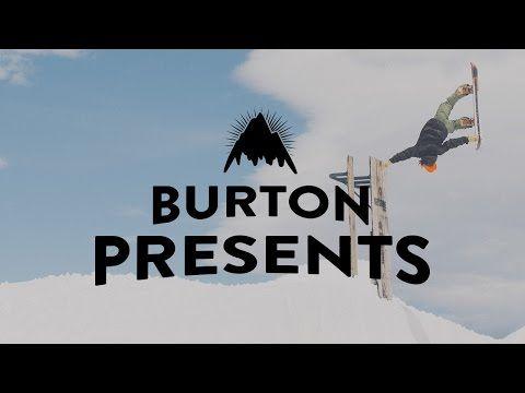 Burton Presents Danny Davis and Ben Ferguson Peace Park Full Part | Snowboarder Magazine - 7:30