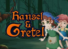 Hansel and Gretel ~ Fast Online Games | Fast online game in