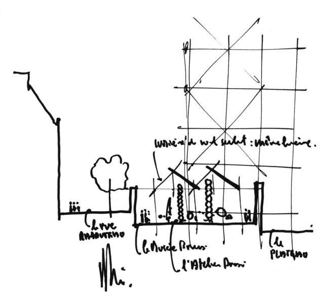 世界建筑大师草图总汇——佐伦·皮亚诺