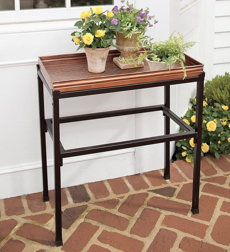 Use Old Entry Table Paint Wicker Part And Put In Dining
