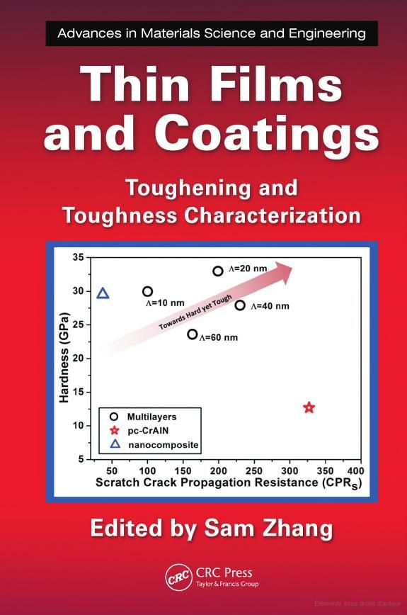 Thin Films and Coatings Toughening-and Toughness Characterization