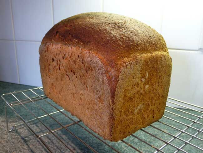 Easy Wholemeal Bread Recipe Not Exactly Cake But A Great Recipe For Wholemeal Bread