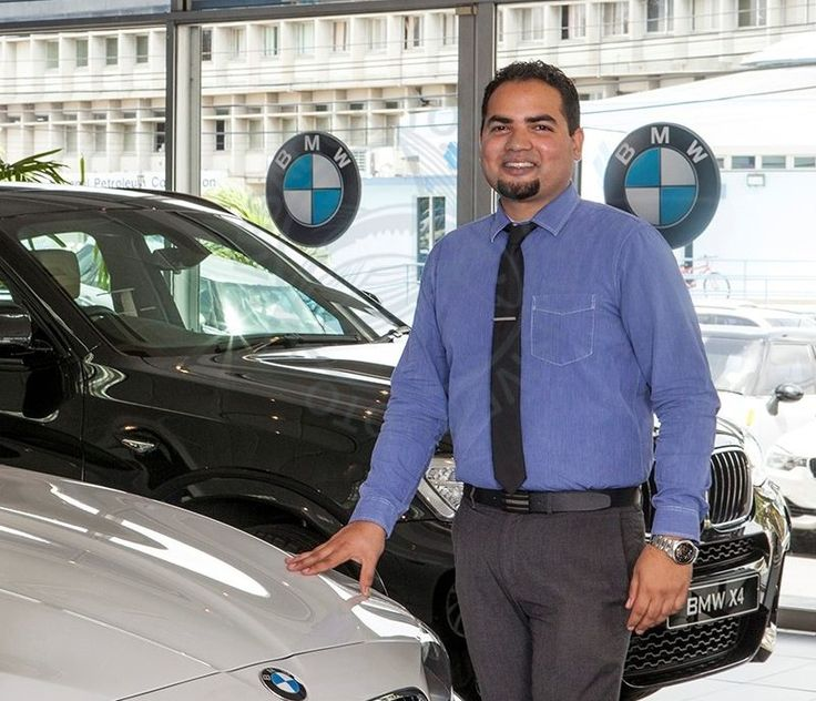 Justyn Frost in the driving seat for BMW sales - https://www.barbadostoday.bb/2017/04/06/justyn-frost-in-the-driving-seat-for-bmw-sales/
