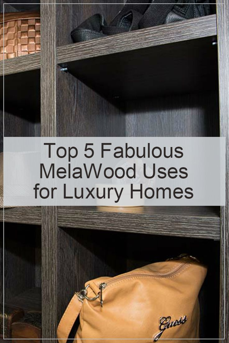 vailable in an array of colors and textures, Melawood can be used to spice up your home's décor and give it a bit of a makeover without breaking the bank – offering both elements of practicality and aesthetics to turn an ordinary home into a luxurious oasis.