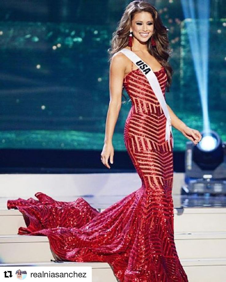 "27 Likes, 1 Comments - PageantCentral (@pageant__central) on Instagram: ""Our Favorite Miss USA Competition had a lot of votes! The 2ND Runner Up is Nia Sanchez, Miss USA…"""