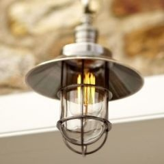 Pottery Barn Outdoor Light