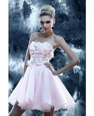 A- Line без бретелек длиной до пола, Даши Homecoming / платье