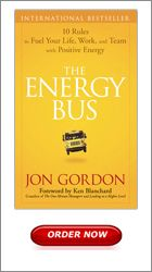 Jon Gordons Blog | Developing Positive Leaders, Organizations and Teams