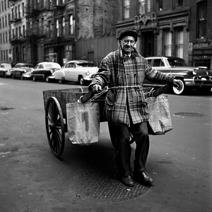 Vivian maier photography · film photographywhite