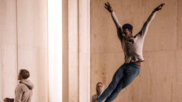 Alan Lucien Øyens «Back To The Future» ble ett av flere høydepunkter på CODA-festivalen. FOTO: ERIK BERG/DNO&B