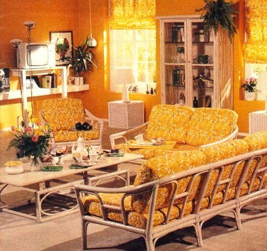 1978 · 1970s Living Room1970s DecorRetro ...