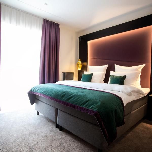 Onno Boutique Hotel Apartments Situated A 2 Minute Walk From Rendsburg Town Park At The Main Square Paradeplatz On Modern Room Hotel Apartment Boutique Hotel
